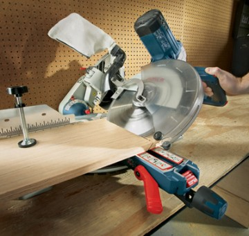 How To Use A Compound Mitre Saw
